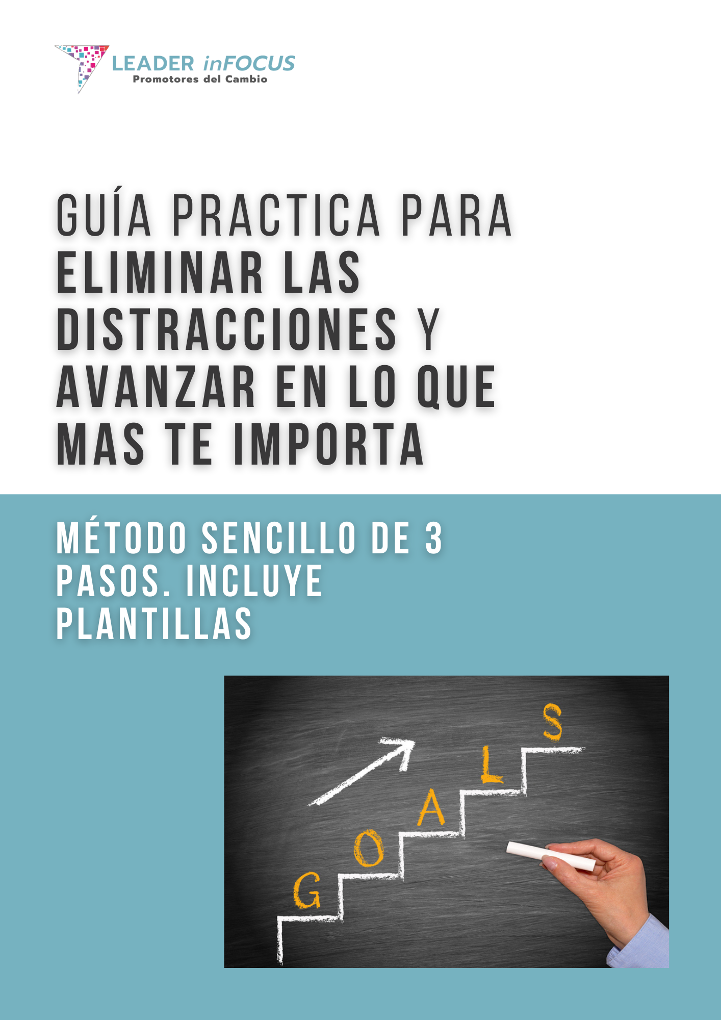 Guía ráctic apra reducir distracciones y preocupaciones