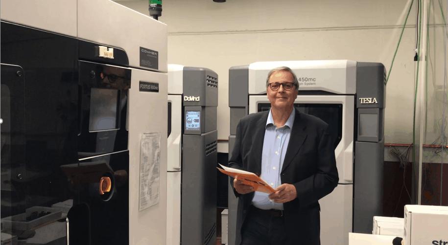 Ponencias de Marcel Puig sobre Impresión 3D