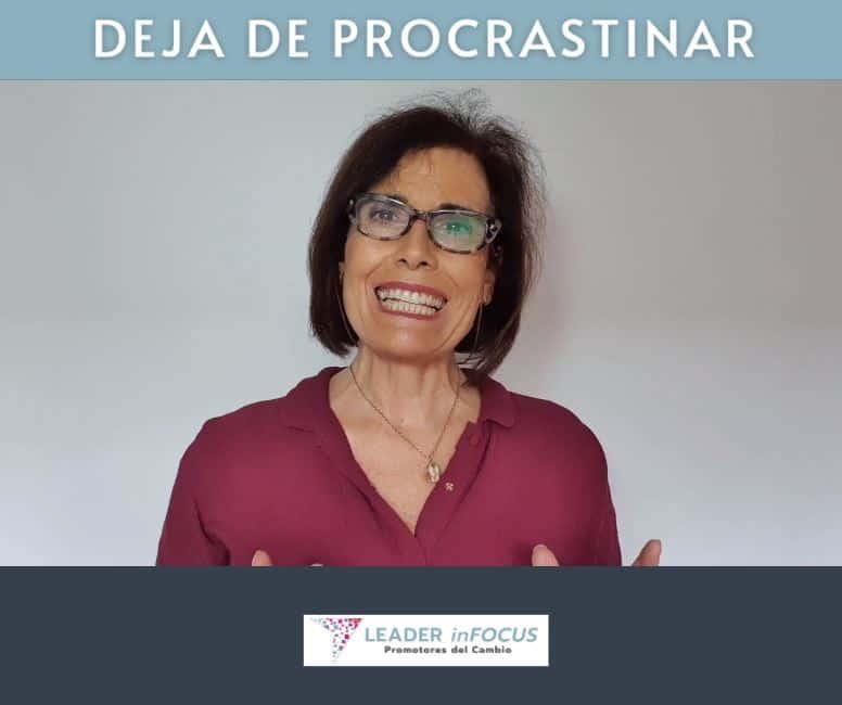 Deja de procrastinar de una vez para siempre